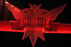 Smirnoff en Crobar Bs.As.