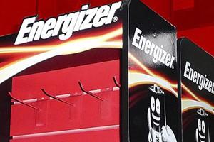 Energizer Exhibidores